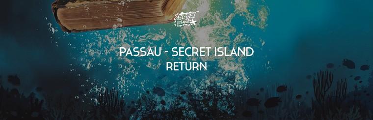 Passau to Secret Island Return Coach Travel