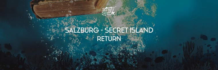 Salzburg to Secret Island Return Coach Travel