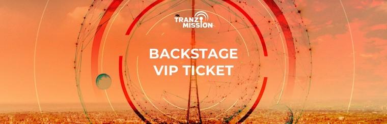 Backstage VVIP Ticket