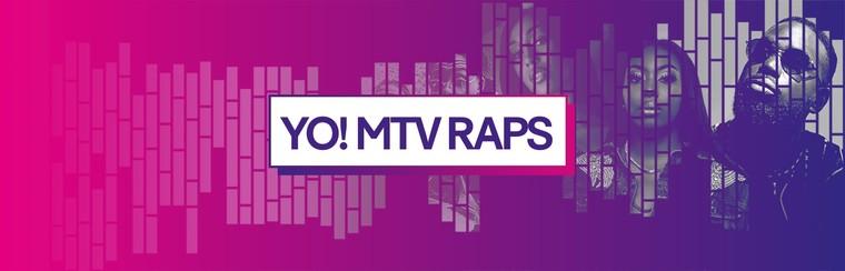 YO! MTV Raps Ticket