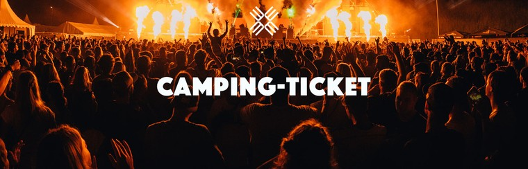 Camping-Ticket