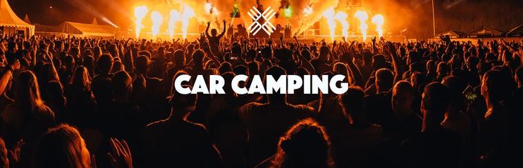 Auto-Campingticket