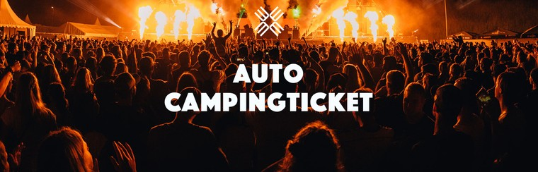 Car Camping Ticket