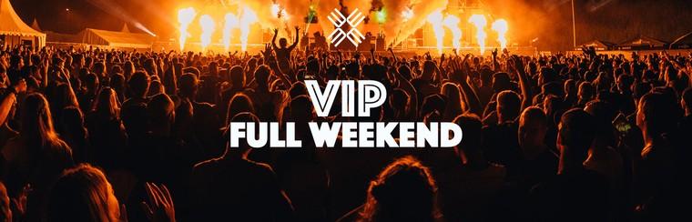 VIP-Ticket Wochenende