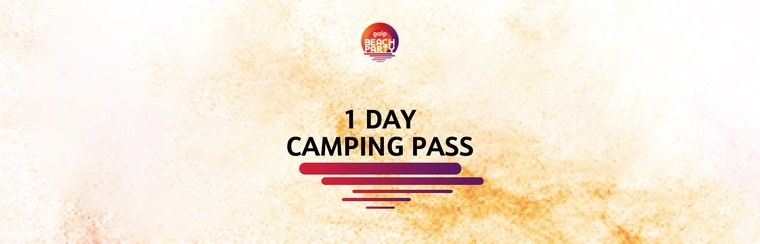 1 Day Camping Pass