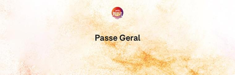 Passe Geral de Festival