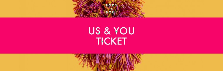 Us & You Ticket