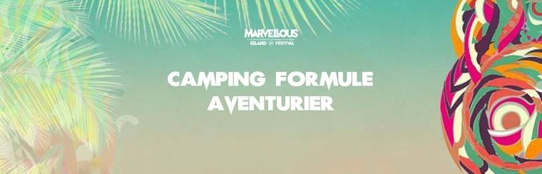 Camping Formule Aventurier