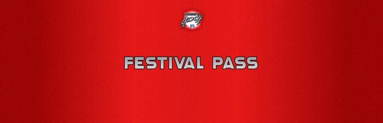 Passe para festival