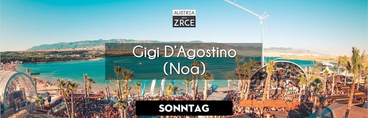Sunday Ticket | Gigi D'Agostino @ Noa