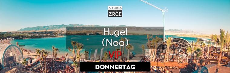 Thursday VIP Ticket | Hugel @ Noa