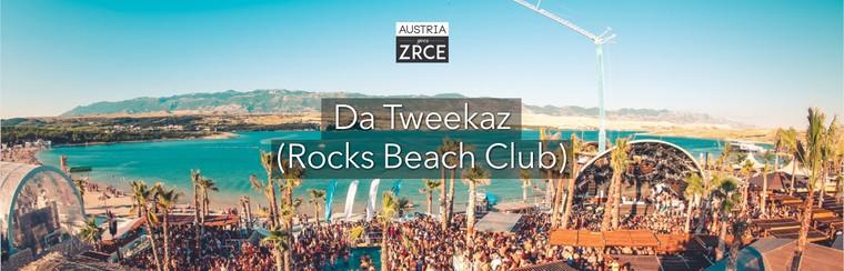 Friday Ticket | Da Tweekaz (Rocks Beach Club)