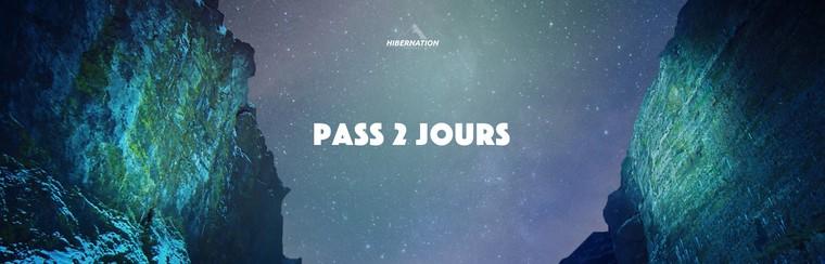 2 Days Pass