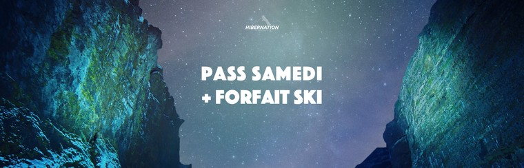 Saturday Pass + Ski Pass