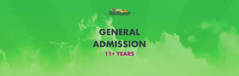 General Admission Ticket (11+)