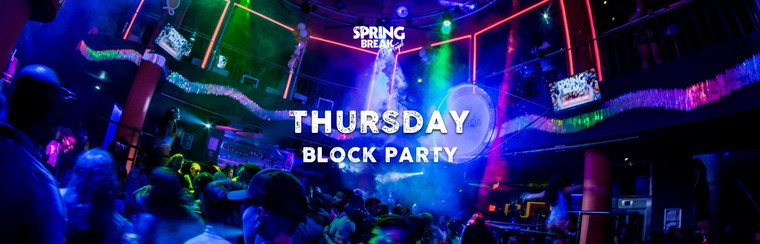 Block Party - Thursday 25th