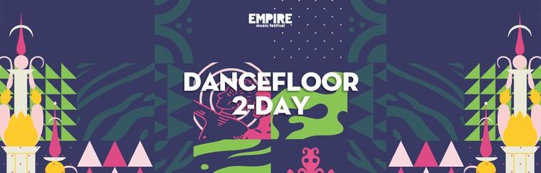 Dancefloor Ticket - Two Days