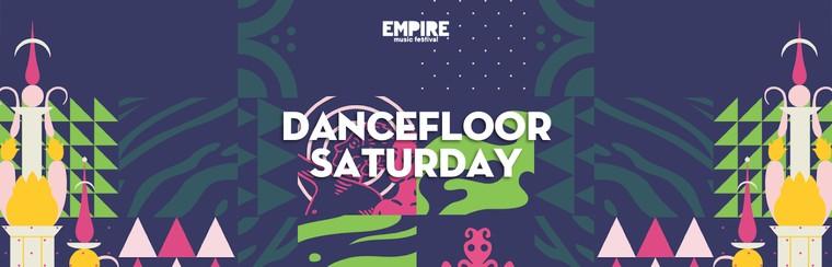 Dancefloor Ticket - One Day Saturday