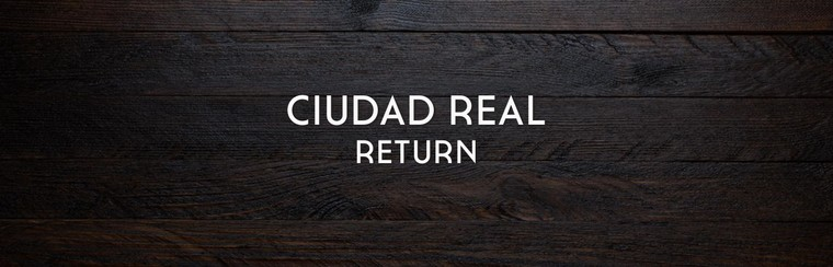 Ciudad Real Return Coach Travel