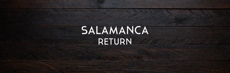Salamanca Return Coach Travel