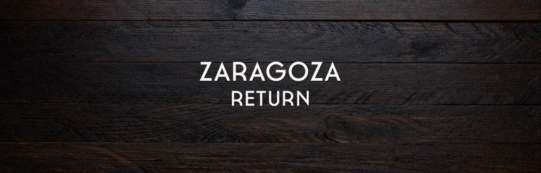 Zaragoza Return Coach Travel
