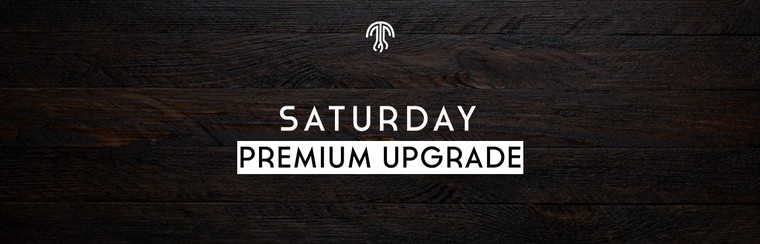 Saturday Ticket - Upgrade Premium