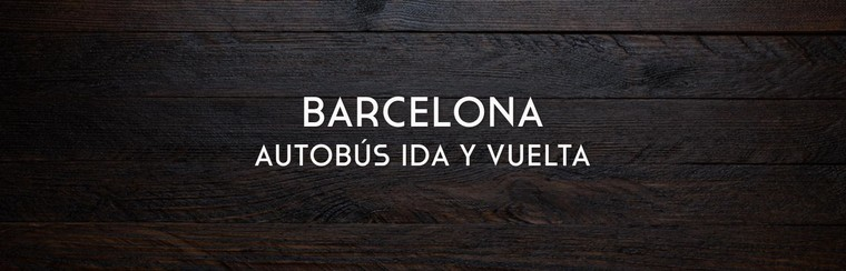 Barcelona Return Coach Travel