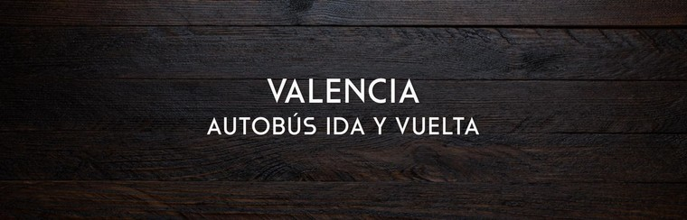 Valencia Return Coach Travel