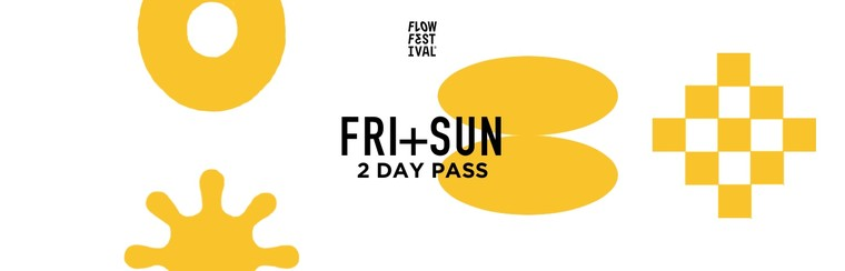 2 Day Pass | Friday + Sunday