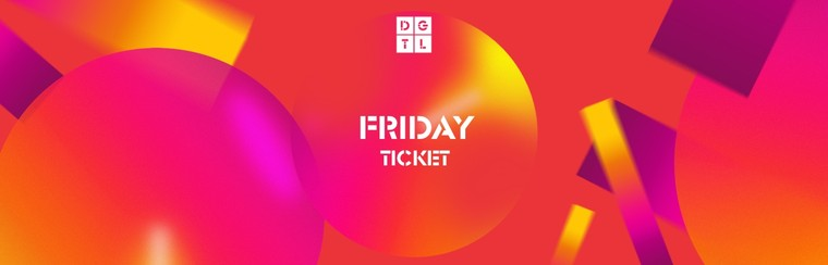 Friday Single-Day Ticket