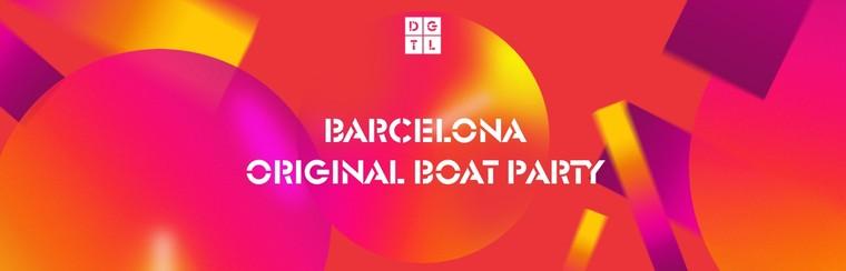 Barcelona Original Boat Party