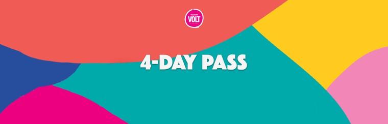 4-Day Pass
