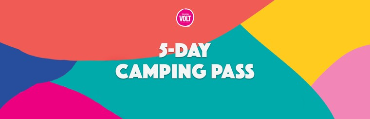Camping 5-Day Pass