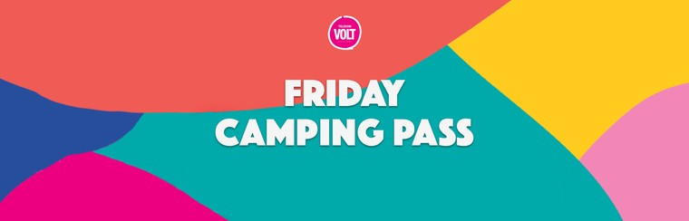 Camping Friday Pass