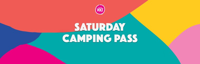 Camping Saturday Pass