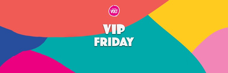 VIP Friday Day Ticket