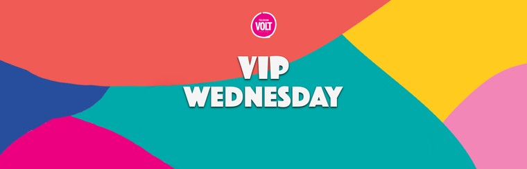 VIP Wednesday Day Ticket