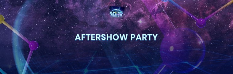 Aftershow Party Ticket