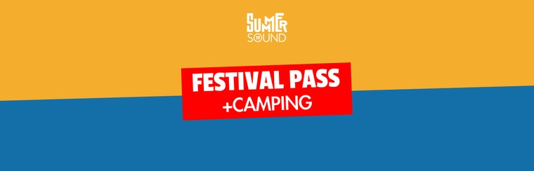 Festival Pass + Camping