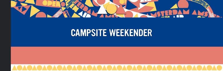 Campsite Weekender