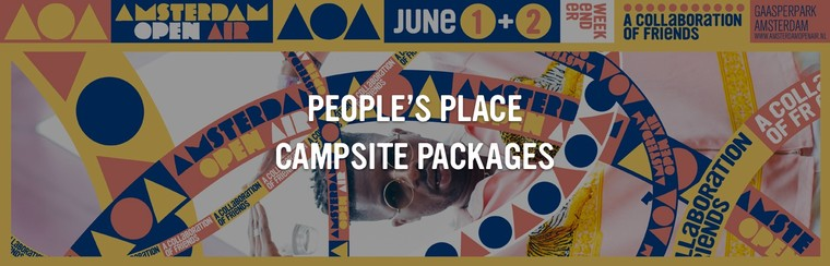 Peoples Place Campsite Package