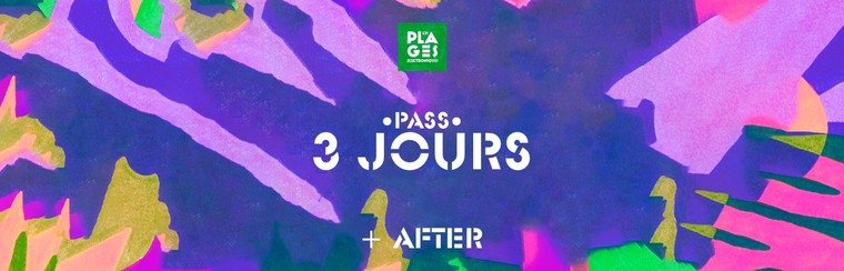 Pass 3 Jours + Afterparty
