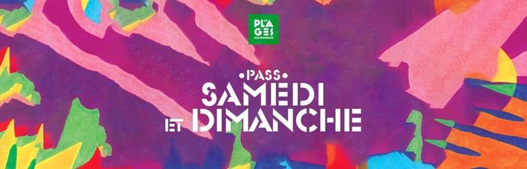 Pass 2 Jours (Samedi + Dimanche)