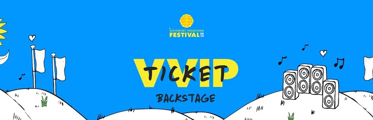 VVIP Backstage Ticket