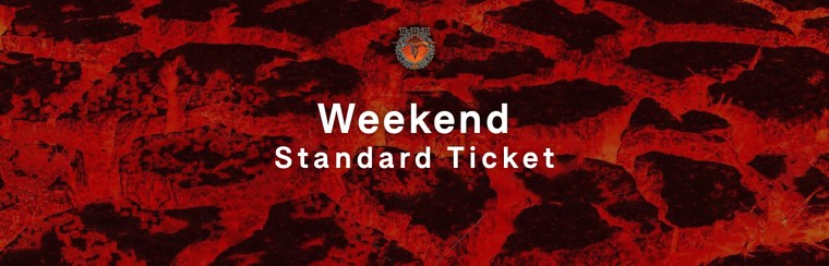 Standard Weekend Ticket