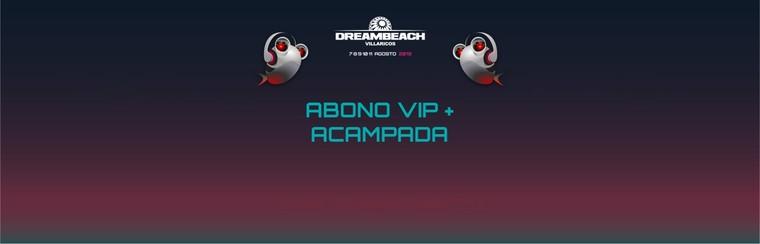 Pass Completo VIP + Campeggio