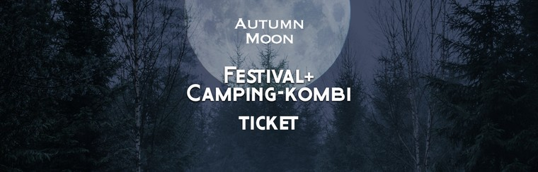 Festival + Camping Combo Ticket