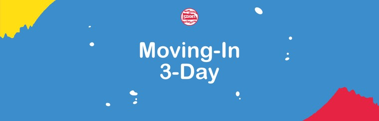 Moving-in-3-Day-Pass (Sunday, Monday, Tuesday)