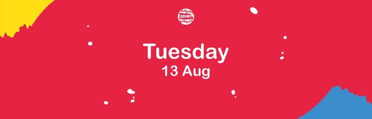 Tag 7 - Dienstag (13. August)
