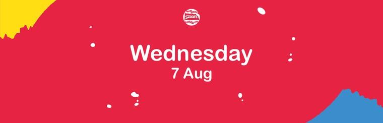 Tag 1 - Mittwoch (7. August)